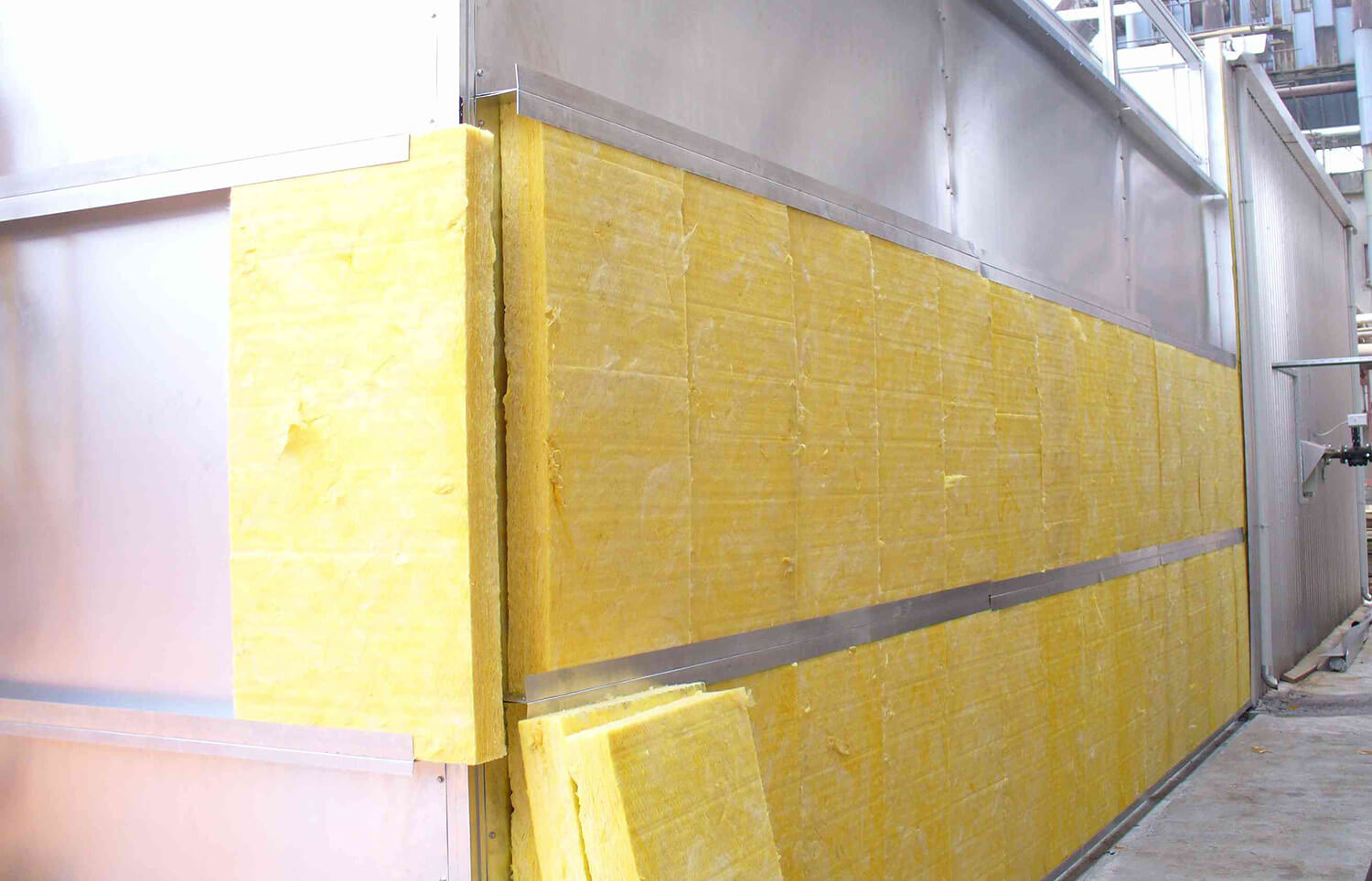 Incomac - construction-solutions-incomac-glass-wool-panel